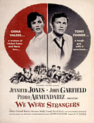 Postv Photos - We Were Strangers, Jennifer Jones, John by Everett