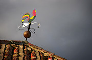 Weathervane Prints - Weather Vane Print by Carlos Caetano