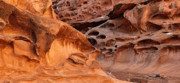 Escalante Grand Staircase Posters - Weathered Sandstone Poster by Leland Howard