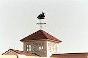 Weathervane Prints - Weathervane - Sailing Ship Print by Wayne Sheeler