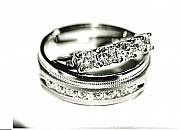 Couples Prints - Wedding Bands Print by Jimmy Ostgard