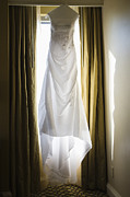 Clothes Clothing Art - Wedding Dress by Roberto Westbrook