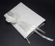 Book Jewelry - Wedding guest book by Gorean Olga
