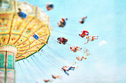 Tilt Shift Prints - Weeeeeee Print by Darren Fisher