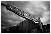 San Diego Acrylic Prints - Welcome to Little Italy Acrylic Print by Tanya Harrison