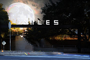 Ravens Photo Prints - Welcome To Niles California . Gateway To The Stars . 7D12755 Print by Wingsdomain Art and Photography