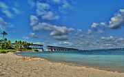 Bahia Honda Photos - Welcome To Paradise by Ray Hernandez