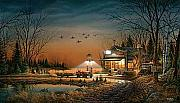 Redlin Art - Welcome to Paradise by Terry Redlin
