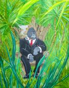 Joseph Palotas Paintings - Welcome to the Jungle by Joseph Palotas