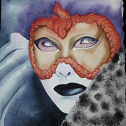 Teresa Beyer - Well Worn Mask