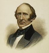 Reformer Framed Prints - Wendell Phillips (1811-1884) Framed Print by Granger