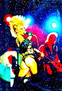 Cbgbs Photos - Wendy O Williams by Kevin  Guinn