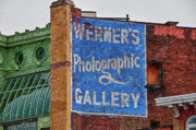 Skylines Photo Originals - Werners 3844 by Guy Whiteley