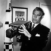 Portraits Art - Wernher Von Braun, C. 1960s by Everett