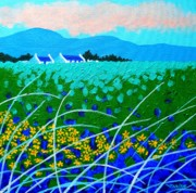 Impressionism Acrylic Prints Art - West Cork - Ireland by John  Nolan