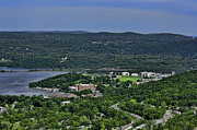 West Photos - West Point from Storm King Overlook by Dan McManus