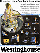 Westinghouse Ad, 1925 Print by Granger
