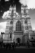 Centre Posters - westminster abbey London England UK United kingdom Poster by Joe Fox