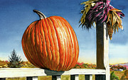 Halloween Originals - Westtown Pumpkin by Tom Hedderich
