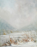 Robert James Hacunda - Wetlands in snow