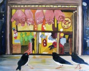 Amusements Originals - What a Strange Place by Patricia Arroyo