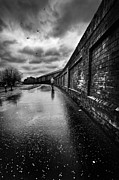 Rainy Day Photo Prints - What do i know Print by John Farnan