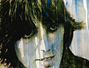 The Beatles George Harrison Paintings - What is Life by Paul Lovering