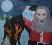 Father Christmas Originals - What Nightmares Are Made Of by Diane Carsey