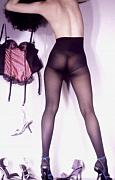 Garter Belt Framed Prints - What to Wear or Not Framed Print by Steven Huszar
