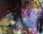 Abstract Art Large Scale Prints - What Was I Thinkin Print by Michel  Keck