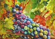 Merlot Originals - Whats Your Grape by Diane Fujimoto