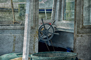 Tamera James Prints - Wheel House Print by Tamera James