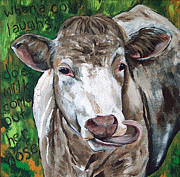 Racquel Morgan - When A Cow Laughs