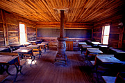 School House Photos - When school was in 1-room by Paul W Faust -  Impressions of Light