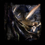Abney Park Prints - When You Tame a Thing Print by Mandem