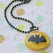 Resin Jewelry - Where Are You Batman by Razz Ace