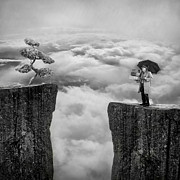 Surreal Art Photos - Where To Now by Ian Barber