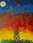 Dee Colucci - Whimsical Tree