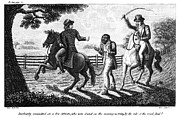 Discrimination Art - Whipping, 1817 by Granger