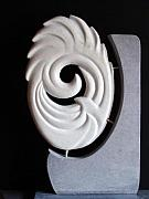 Waves Sculptures - Whirl by Paul Holbrecht