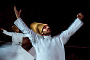 Holy Art Photo Prints - Whirling Dervish - 4 Print by Okan YILMAZ