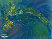 Universe - Whirlpool by Augusta Stylianou