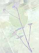 Pale Colors Prints - Whisper in the Wiind Print by Ann Powell