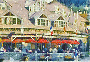 Dap Monet Framed Prints - Whistler one Framed Print by Dale Stillman
