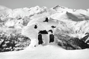 British Columbia Photos - Whistler summit Inukchuk by Pierre Leclerc