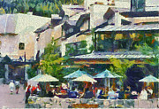 Whistler Two Print by Dale Stillman