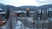 Tanya  Searcy - Whistler Village Morning...