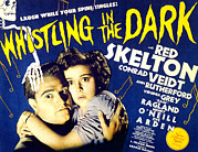 Skelton Posters - Whistling In The Dark, Red Skelton, Ann Poster by Everett