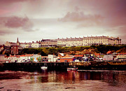 John Adams Prints - Whitby Print by John Adams