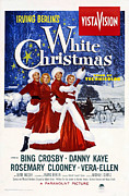 Crosby Photos - White Christmas, Bing Crosby, Rosemary by Everett